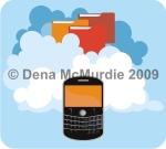 Cloud Computing Blackberry