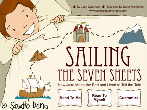 Sailing the Seven Sheets